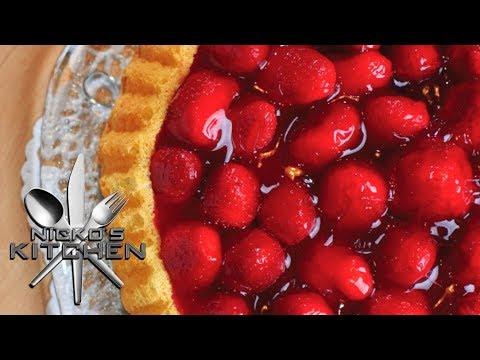 STRAWBERRY PIE - Nicko's Kitchen