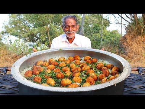 Egg Biryani Recipe ||  Quick and Easy Egg Biryani By Our Grandpa || Grandpa Kitchen