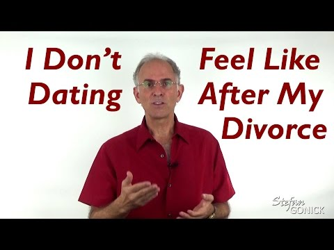 I STILL Don't Feel Like Dating 2 Years After My Divorce - EFT Love Talk Q&A Show