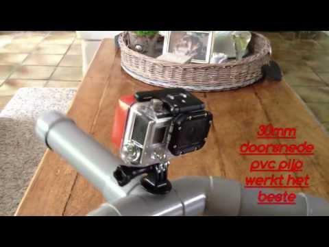 GoPro custom mount Float System