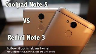Coolpad Note 5 VS Redmi Note 3 Comparison   Gadgets To Use