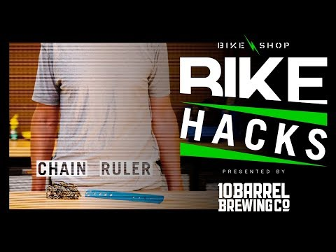 BIKE HACK: Cheap Chain Checker