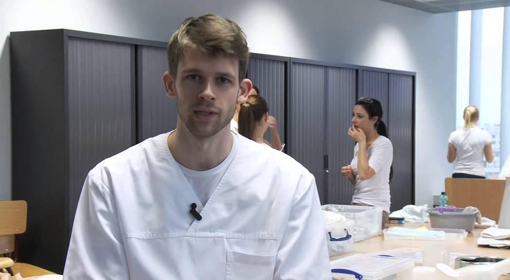 Promotiefilm opleiding verpleegkunde Arteveldehogeschool