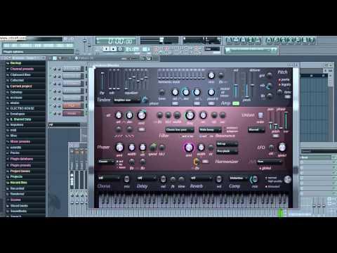 FL Studio - SUPER ELECTRO BASS (ValentinMix)