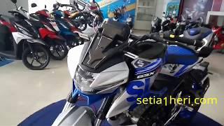 Galleri Modifikasi Suzuki Gsx S 150 Vidlyxyz