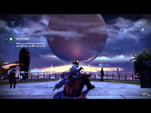 Destiny Timelapse [Xbox 360 Beta] with OST
