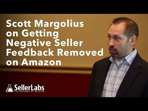 Scott Margolius of FeedbackRepair.com on Getting Negative Seller Feedback Removed on Amazon