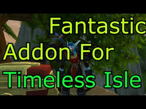 World of Warcraft How To Chests Timeless