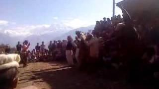 chilas folk dance at Gohar abad village ----- gilgit Pakistan.MP4