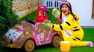 Car Wash Song Nursery Rhymes for Kids