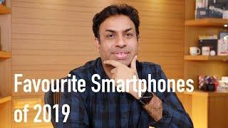 My Favourite Smartphones of 2019