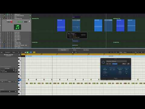 Allan Morrow  - How to Make Trance  Kick & Bass Tutorial