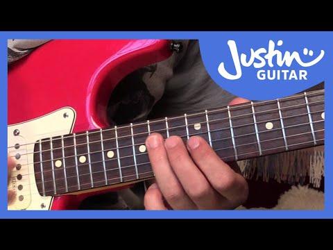 Blues Lick: Eric Clapton Style (Guitar Lesson BL-519)