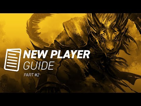 Guild Wars 2: Complete New Player Guide 2017 (Part 2) - How To level Faster