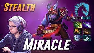 miracle roaming phoenix dota 2 pro mmr gameplay