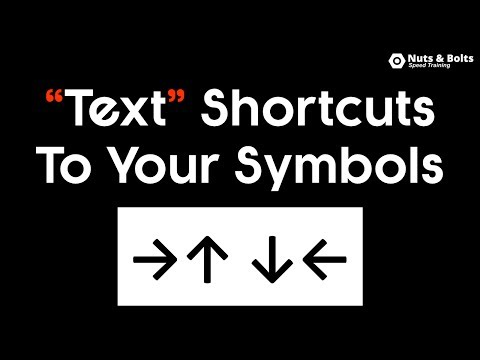AutoCorrect Trick: Create Your Own PowerPoint Shortcuts (Symbol Shortcuts)