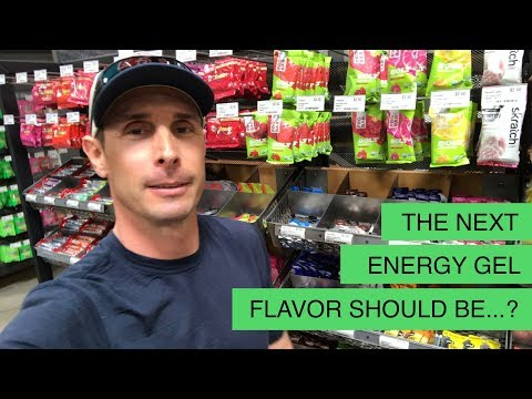 The next energy gel flavor should be...?