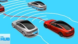 How Do Self-Driving Cars Actually Work? (Tesla, Volvo, Google)