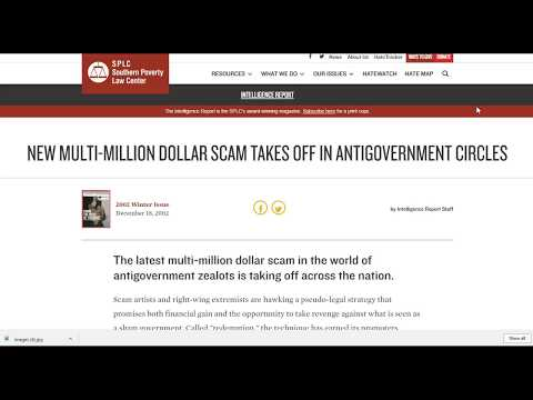 The IRS Refund Theft & TDA/TRUST Account Connection