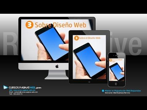 HTML5 CSS3 Responsive Web Design Diseno Web