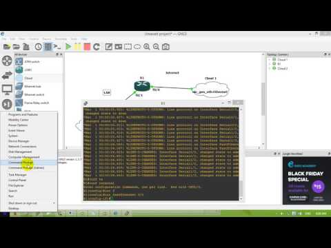 Config Router Send Syslog to Logstash