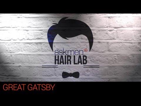 Leonardo DiCaprio's Gatsby Hairstyle