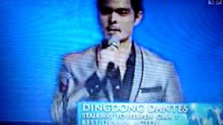 24th PMPC Star Awards for TV  Best Actor - Dingdong Dantes