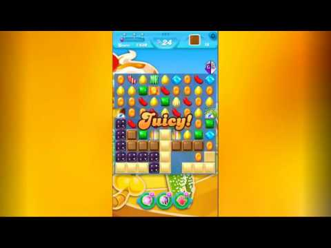 Hack move on candy crush soda by game guardian