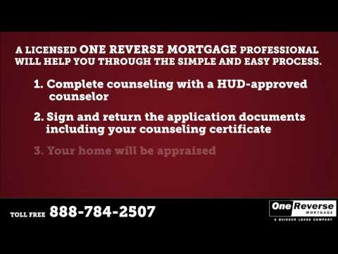 Learn More About Reverse Mortgages - One Reverse Mortgage