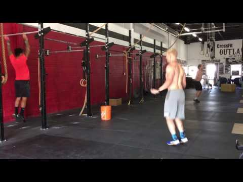 Double Under / Bar Muscle Up