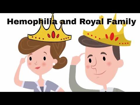 Hemophilia Royal Family ( x-linked disease example)