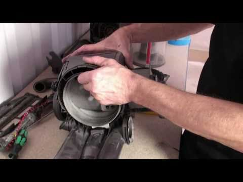 How to replace and fit a Dyson motor - DC14 / DC07