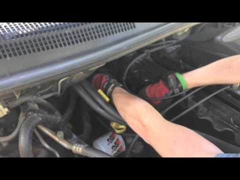 How to Change Your Spark Plugs (2002 Jeep Grand Cherokee)