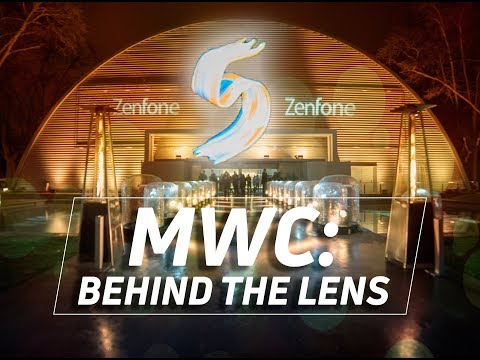 MWC: Behind The Lens