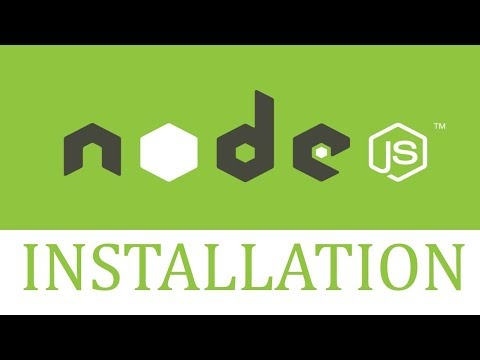 How to install Node.js on Windows Operating System