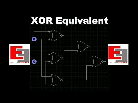 XOR- Using NOR [EP-47]