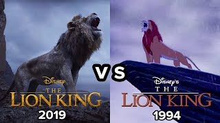The Lion King (1994) VS The Lion King (2019) - Which Is Better?