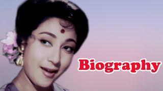 Mala Sinha - Biography