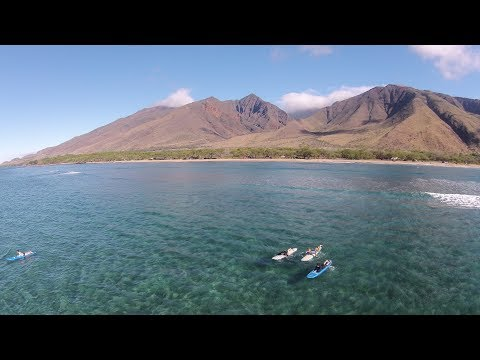 Maui Surfing Lessons | Learn to Surf in Maui