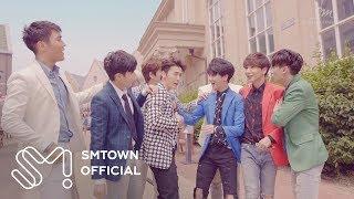 Super Junior magic Mv