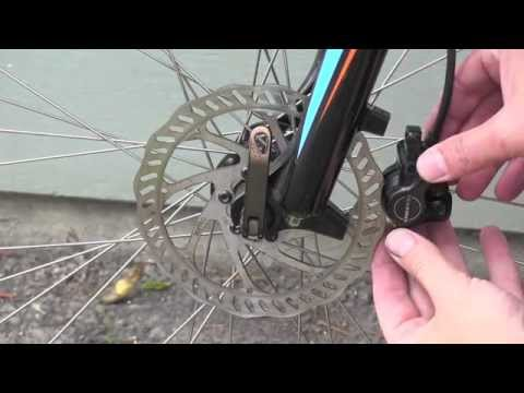 How To Change Disc Brake Pads on Mountain Bike