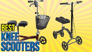 10 Best Knee Scooters 2016