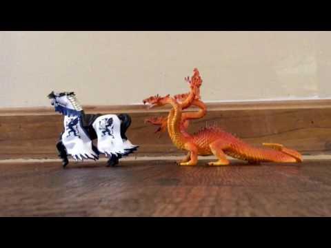 Dragon Attack!!!/pixelpandas.org