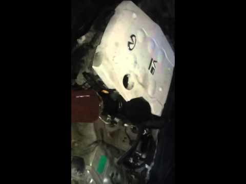 Infiniti g35 bad camshaft sensor