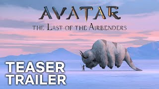 AVATAR: THE LAST OF THE AIRBENDERS Teaser Trailer - Fan Film