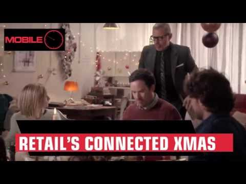 Vodafone broadband attack, VR hits the road & retailers connected Xmas-Mobile in 60 seconds
