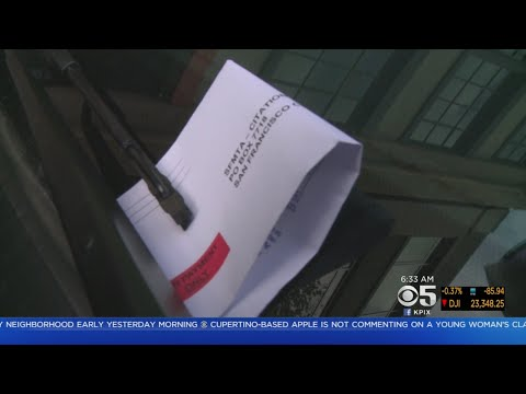 San Francisco Seeks To Refund Overpaid Parking Tickets