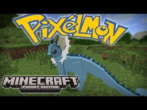 Minecraft PE - How To Make A PokeBall - Cách Làm Quả Cầu Pokemon ( Pocket Edition )