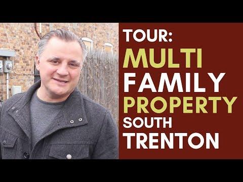 Tour: Multi Family Flip in South Trenton