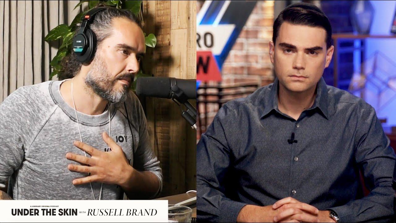 "Russell Brand & Ben Shapiro ""Respectfully Disagreeing"""